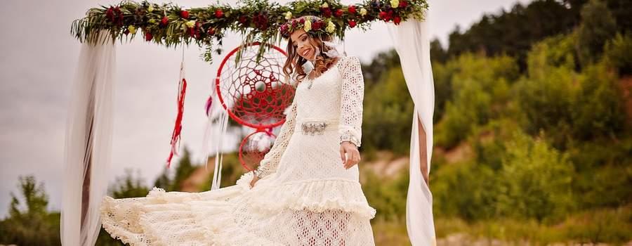 Свадебное платье Yolan