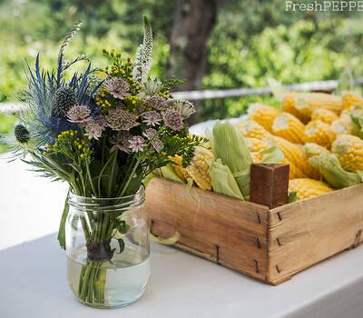 Fresh Pepper - Pic-nic wedding