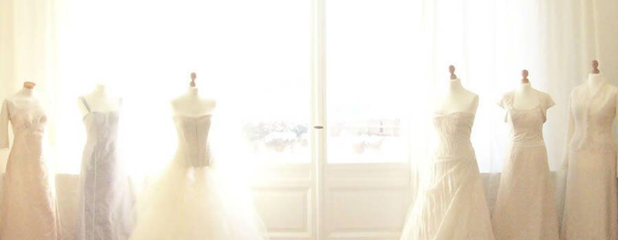 Beispiel: Brautgeschäft, Foto: Friederike Fiebelkorn.