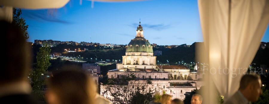 la basilica di capodimonte