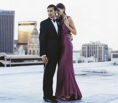 Beispiel: Ihr Hochzeitanzug, Foto: Lewin.