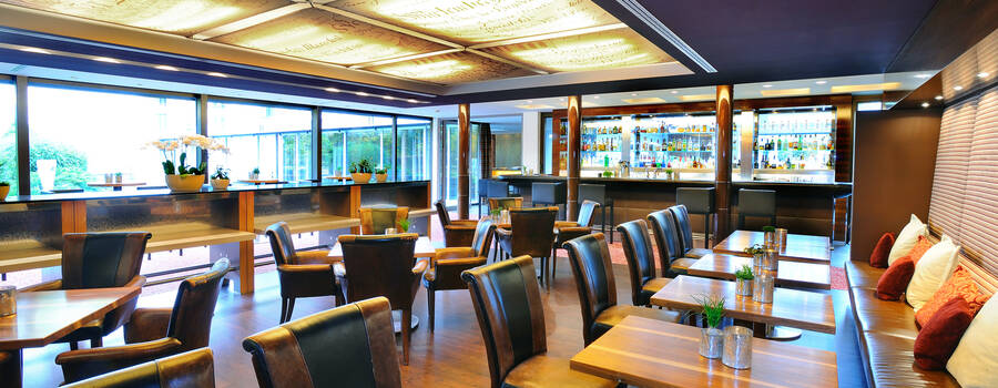 Beispiel: Monrepos Bar, Foto: Schlosshotel Monrepos.