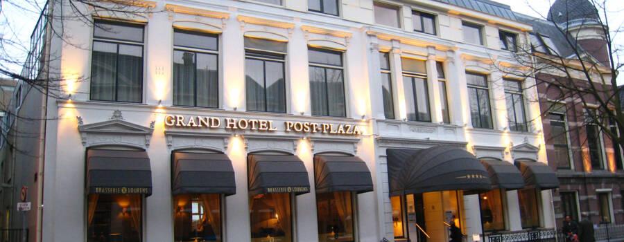 Grand Hotel Post-Plaza