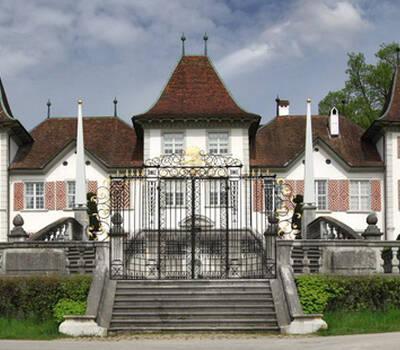 Beispiel: Aussenansicht, Foto: Schloss Waldegg.