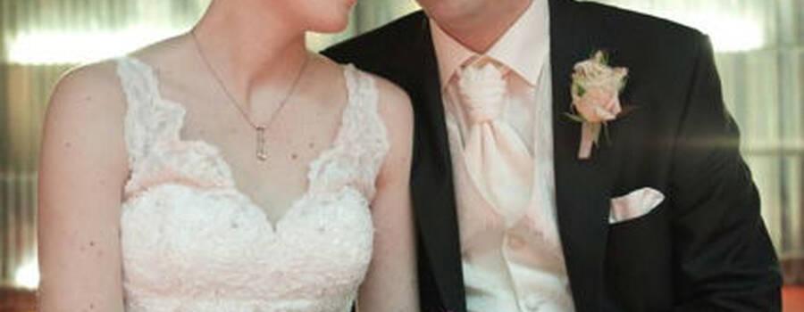Beispiel: Hochzeitsfloristik, Foto: Hochzeitsblumen.ch.