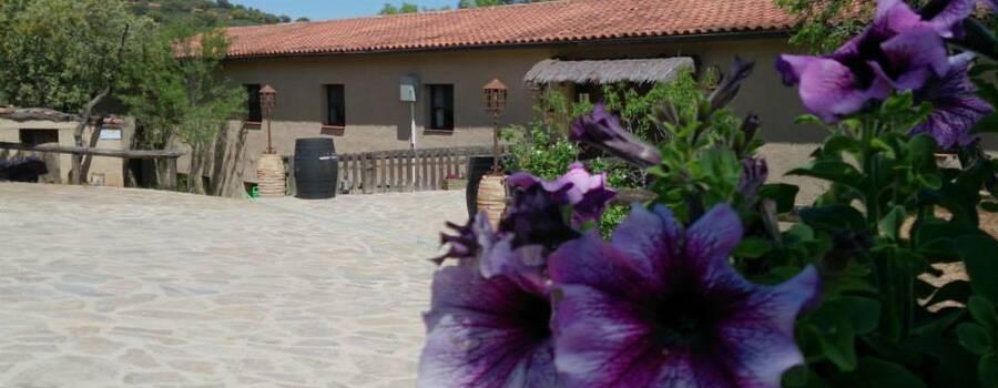 Casa rural Huerta de Valdolázaro