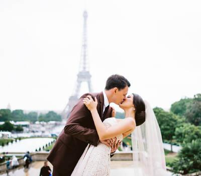 Свадебное агентство MarryMe Agency. Свадьба в Париже