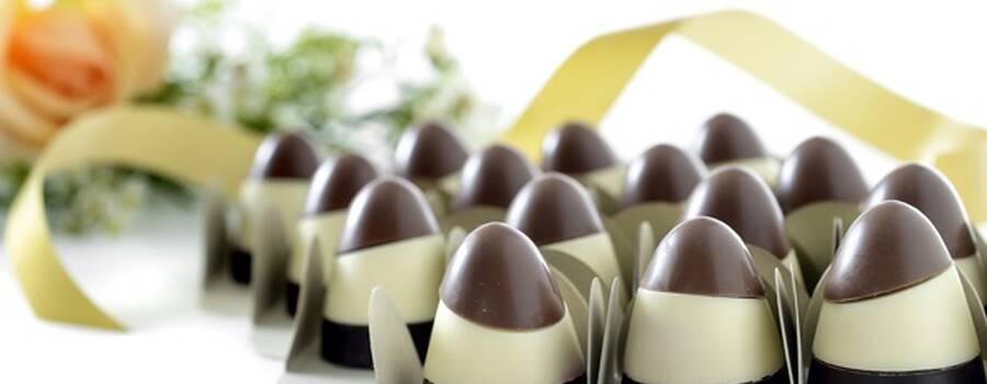 Gallette Chocolates - Bombons três sabores