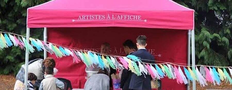 Artistes à  l'affiche