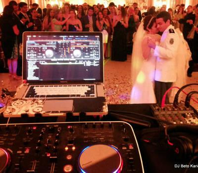 DJ Beto Karioca. Foto: DJ Beto Karioca