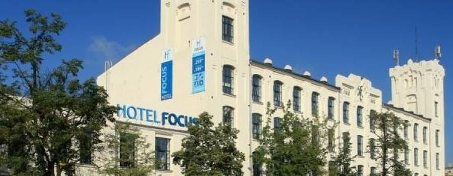 Wesele w hotelu Focus w Łodzi