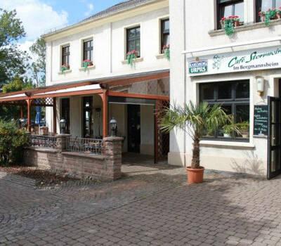 Beispiel: Außenansicht, Foto: Café Stormwind.