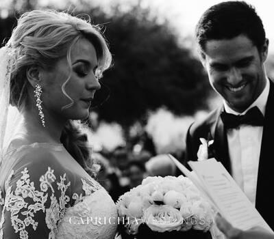Happy couple by Caprichia