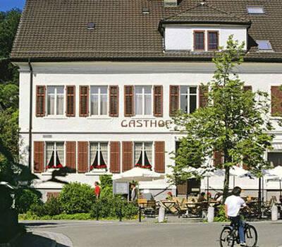 Beispiel: Der Gasthof, Foto: Gasthof Sternen.