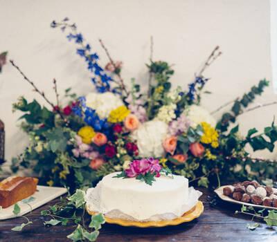 detalle mesa de dulces