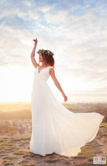 robe de mariée celestine
