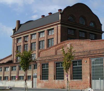 Beispiel: Außenansicht Seifenfabrik, Foto: Seifenfabrik.