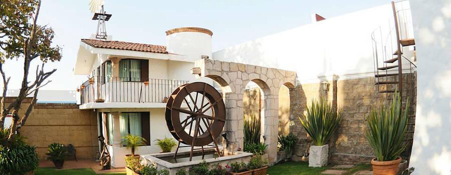 El Molino Jardín en Morelia