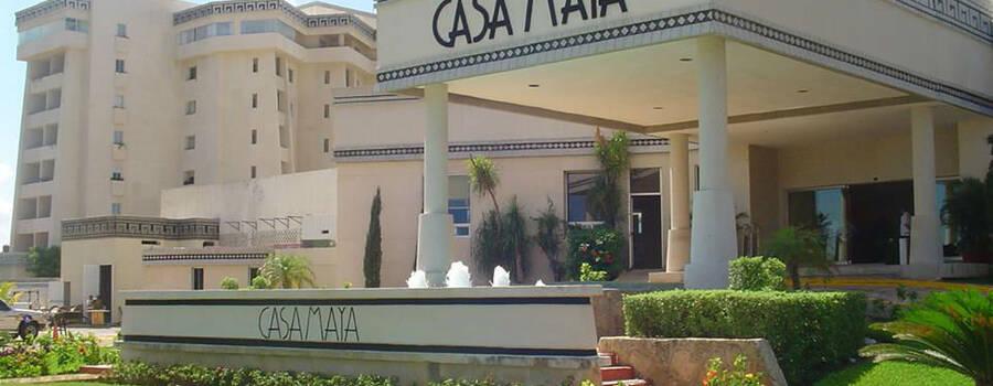 Hotel Casa Maya Cancún, hermoso espacio para que celebres tu boda