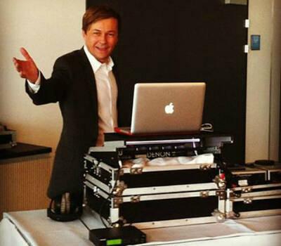 Beispiel: Der DJ, Foto: DJ Oliver.