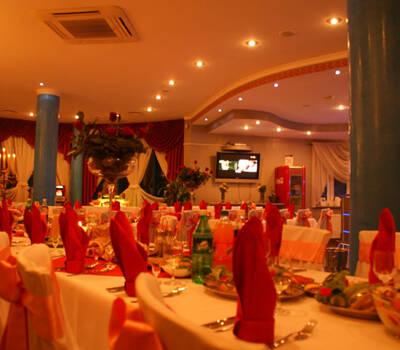 Ślub w Radomsku, Restauracja Exclusive