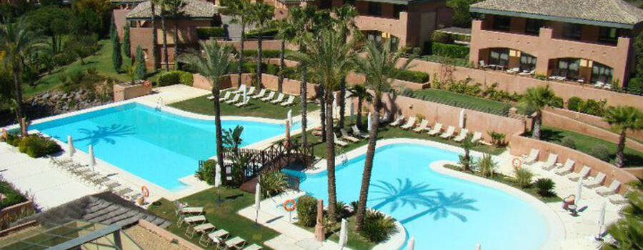 Hotel Islantilla Golf Resort.