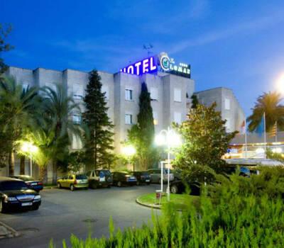 Hotel BlueCity Las Lomas.
