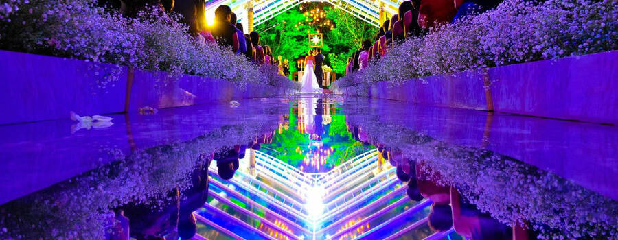 Amadeus Cristal Palace. Foto: Promar Eventos