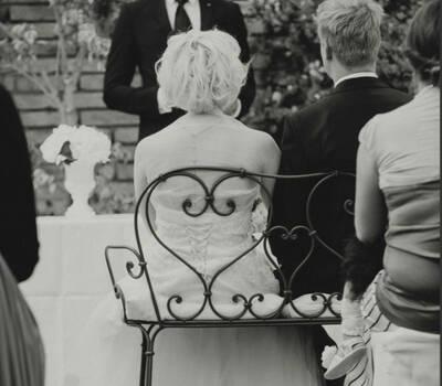 Beispiel: Zeremonie, Foto: Tassilo Leitherer.