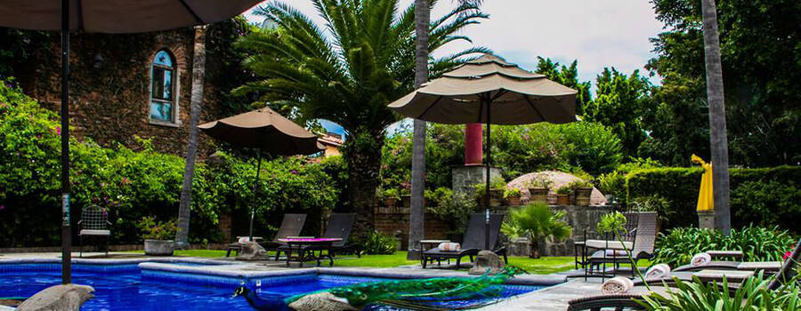 Las Calandrias en Atlixco Puebla