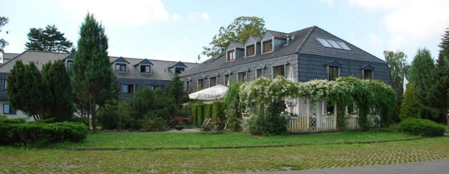 Beispiel: Außenansicht, Foto: Landhaus Geliti.