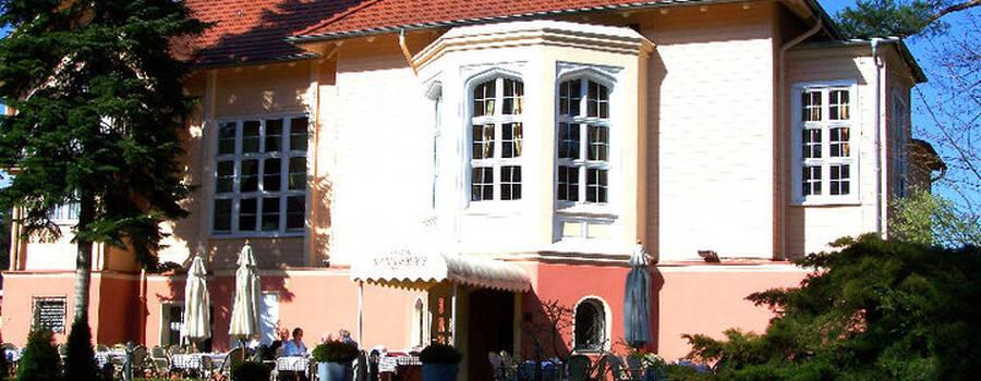 Beispiel: Vorderseite, Foto: Haus Sanssouci.