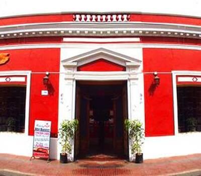Hidalgo restaurant