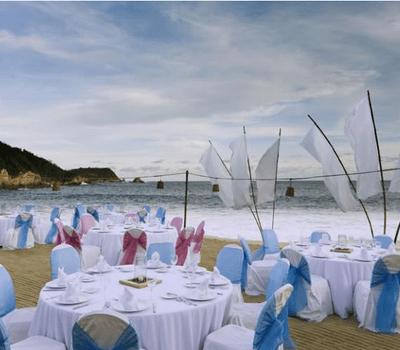 Camino Real Zaashila Huatulco, hotel en la costa de Oaxaca