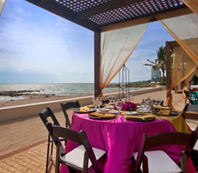 Boda en Puerto Vallarta en el Westin Hotel Resort