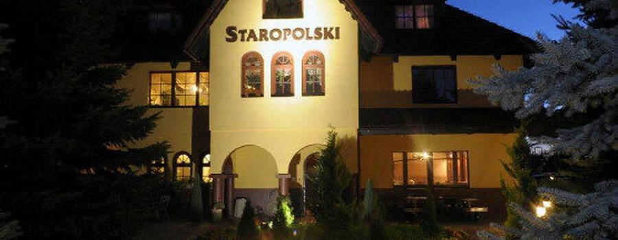 Dworek Staropolski w Poznaniu