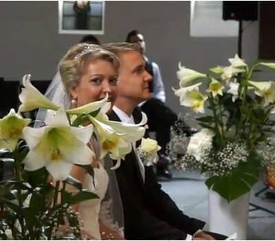 Beispiel: Wunderschöne Blumen für Ihre Hochzeit, Foto: Fiori Botticelli.