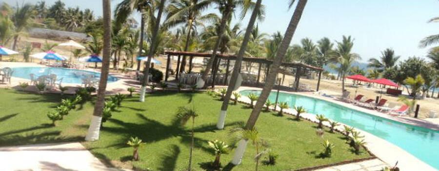 Jardín Tatu-inn, para que celebres tu boda en Guerrero