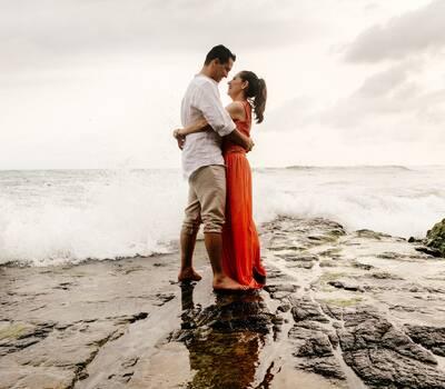 Karina & Carlos, Punta de Mita