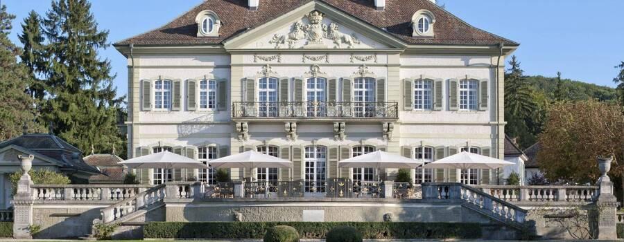 Beispiel: Aussenansicht, Foto: Villa Wenkenhof.