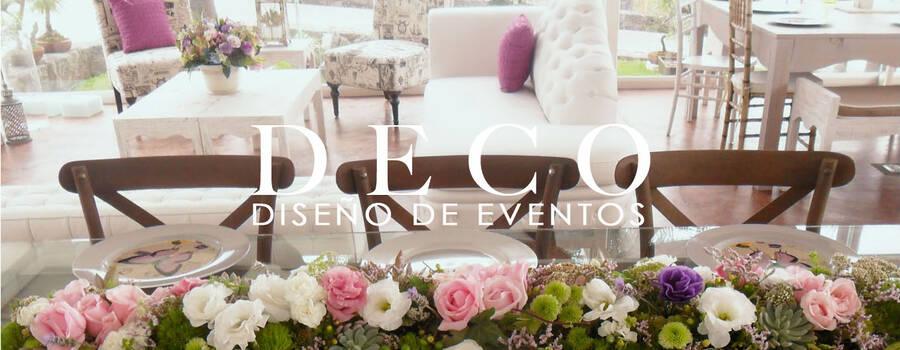 Camino de flores por DECO diseño de eventos