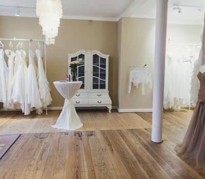 Beispiel: Impressionen Store, Foto: Elbbraut.