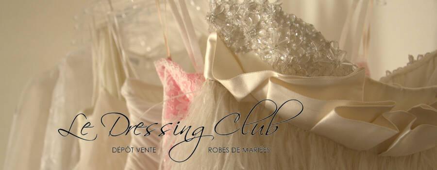 Robes de mariée d'occasion de créateurs : Delphine Manivet, Rime Arodaky, Catherine Varnier