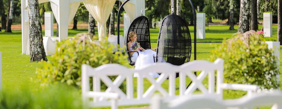 Первый Свадебный Бутик-Отель MONA