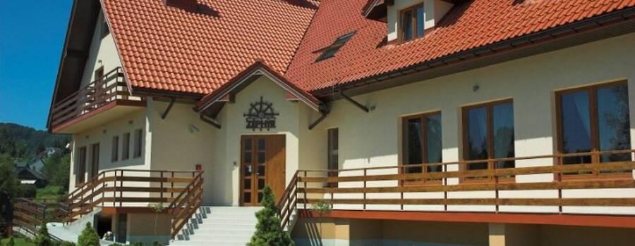 Restauracja i Hotel Zefir