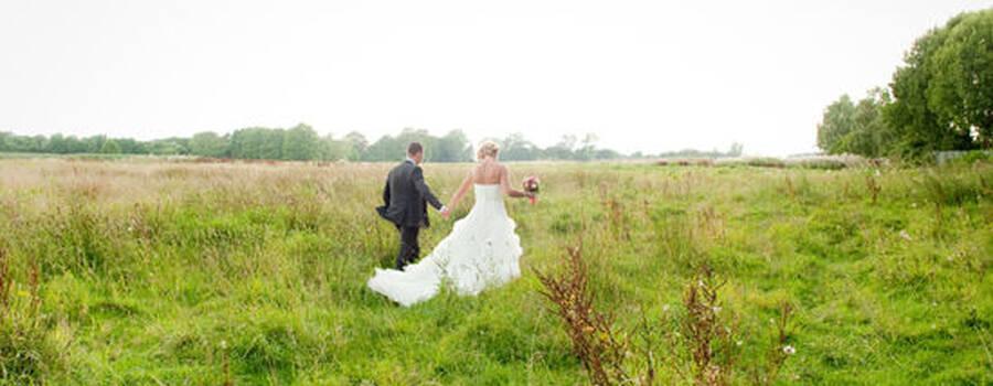 Beispiel: Hochzeitsreportage auf dem Peiner Hof, Foto: Rea Papke Photography.