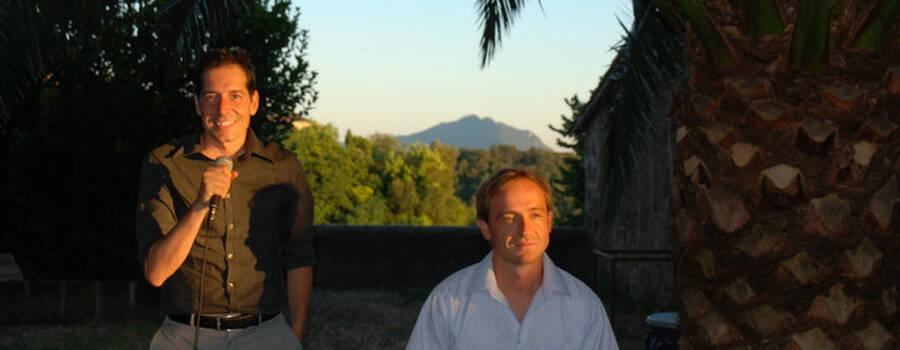 Marco e Gabriele: Musica matrimonio