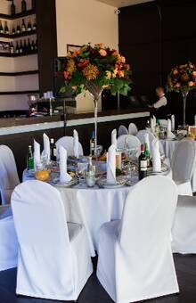 Осень Свадьба Ресторан