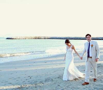 Miren Amuchastegui Wedding Video
