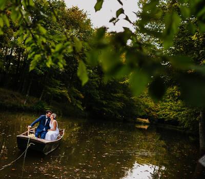Mariage magique - Manoir de La Mare Côtes d'Armor